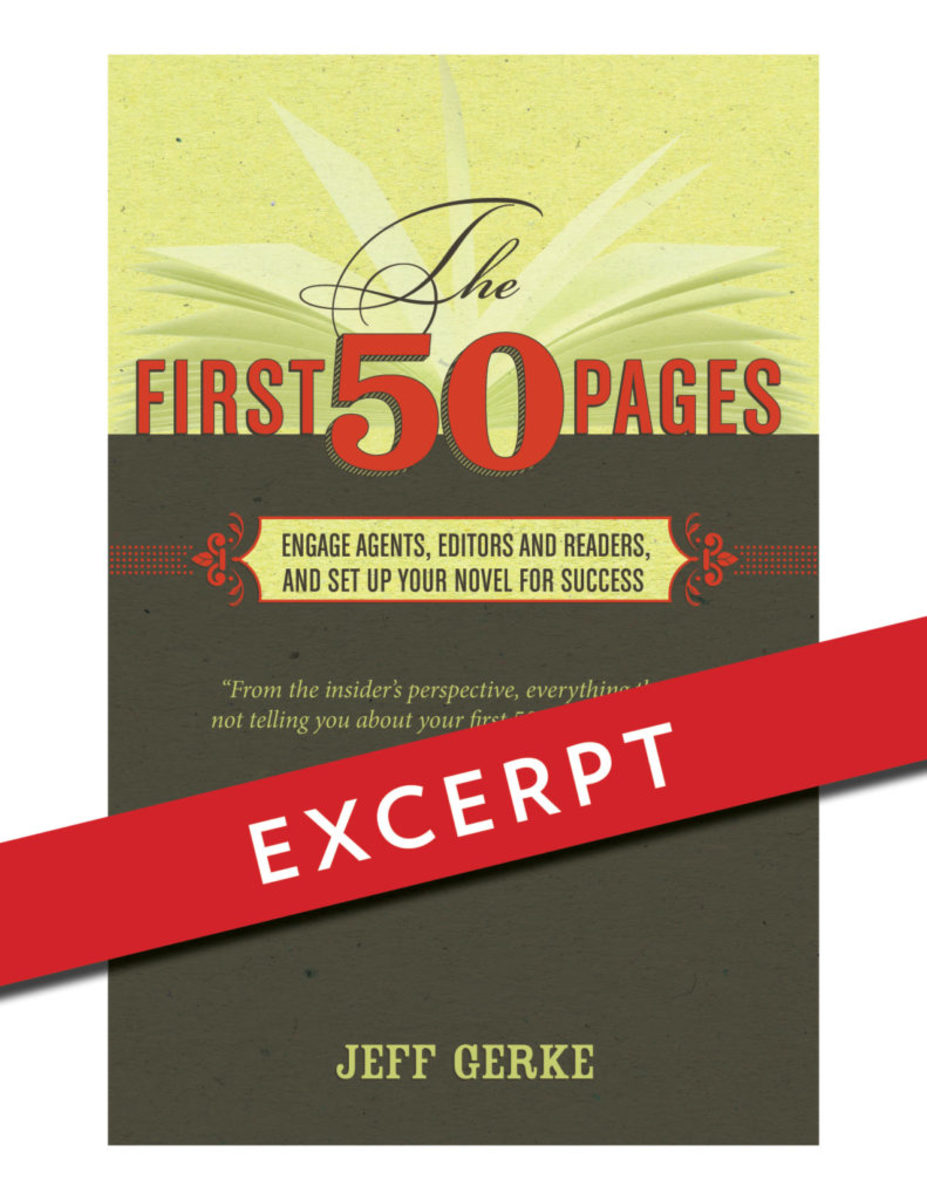 """Claim This FREE Download: Developing Characterization in """"The First 50 Pages"""""""