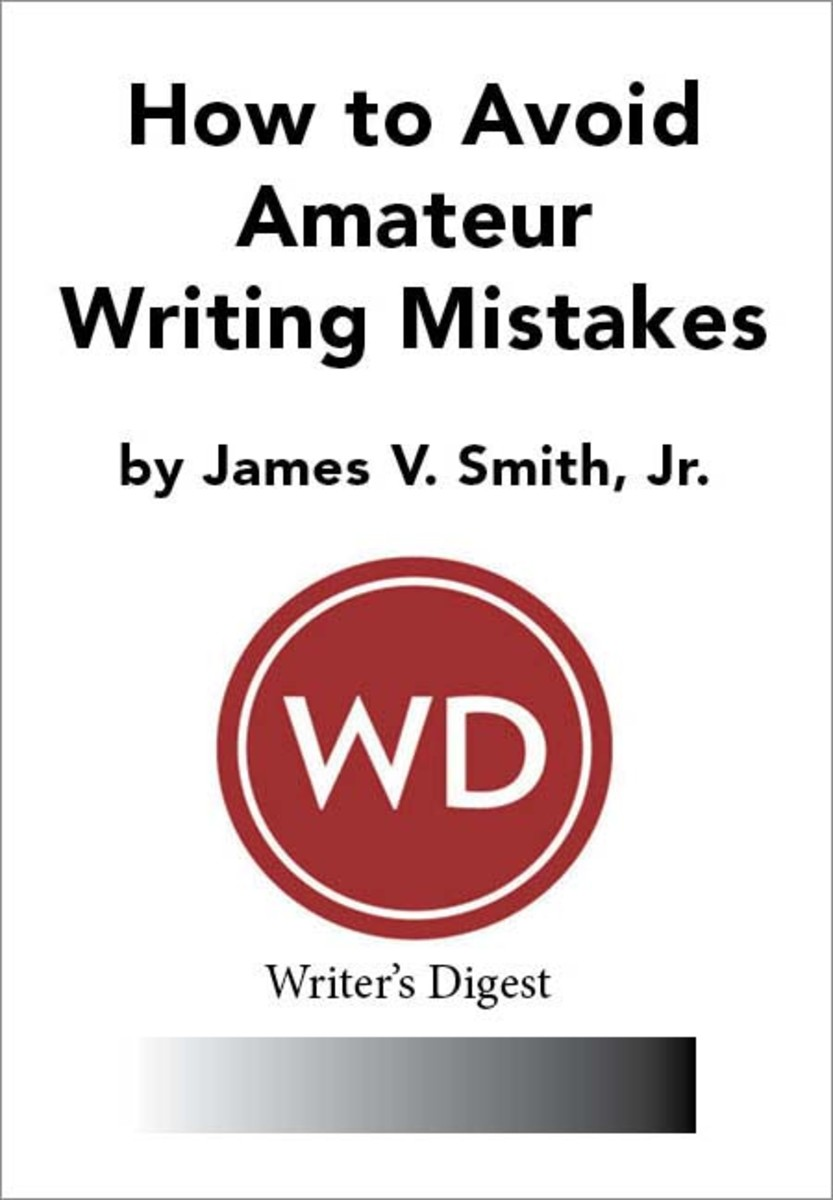 14 tips to help every writer avoid amateur writing mistakes.