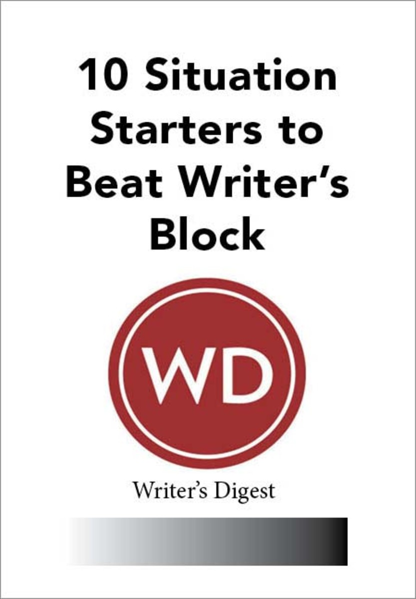10 Sitation Starters to Beat Writer's Block - Free Download