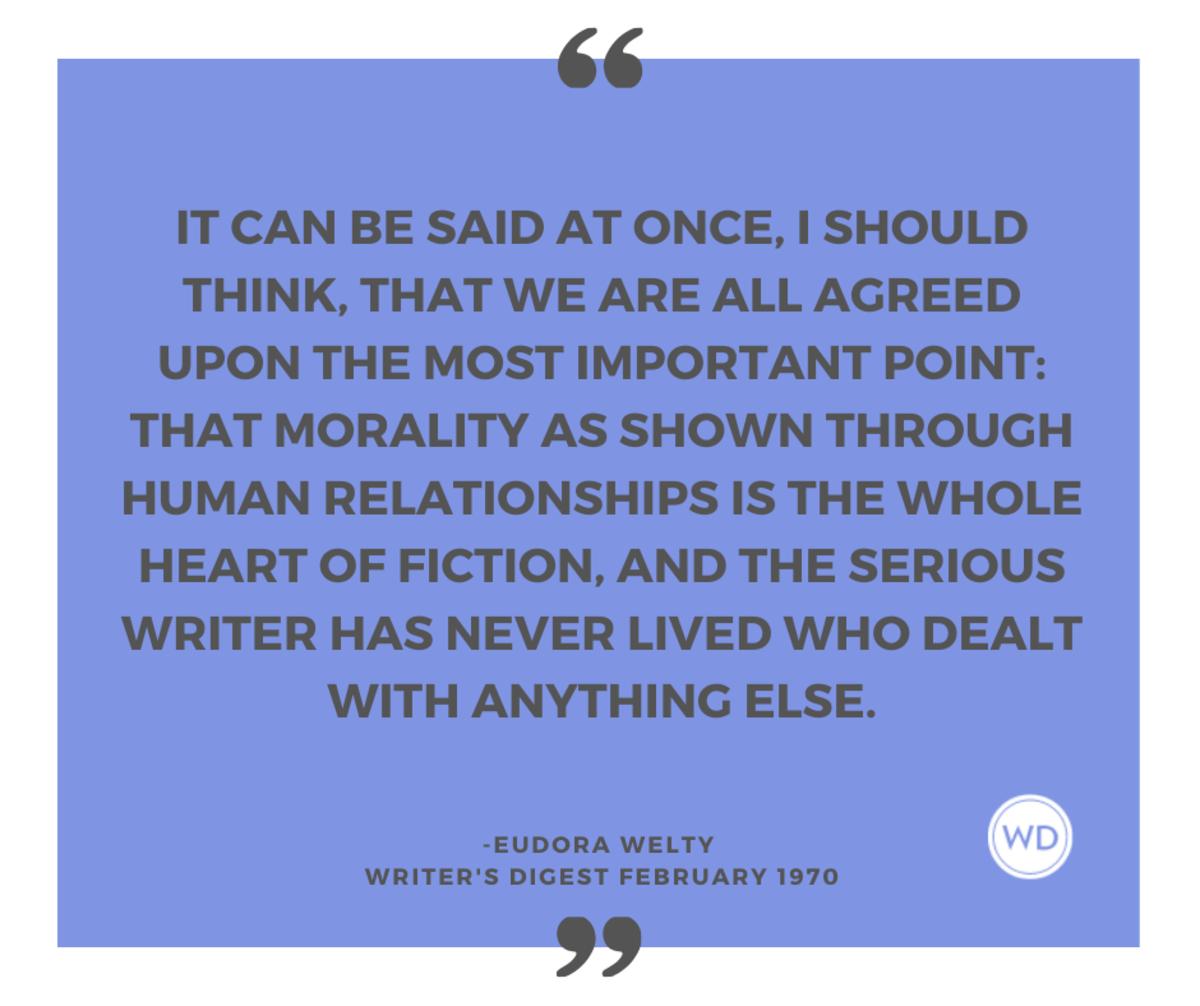 Eudora Welty Quote 2
