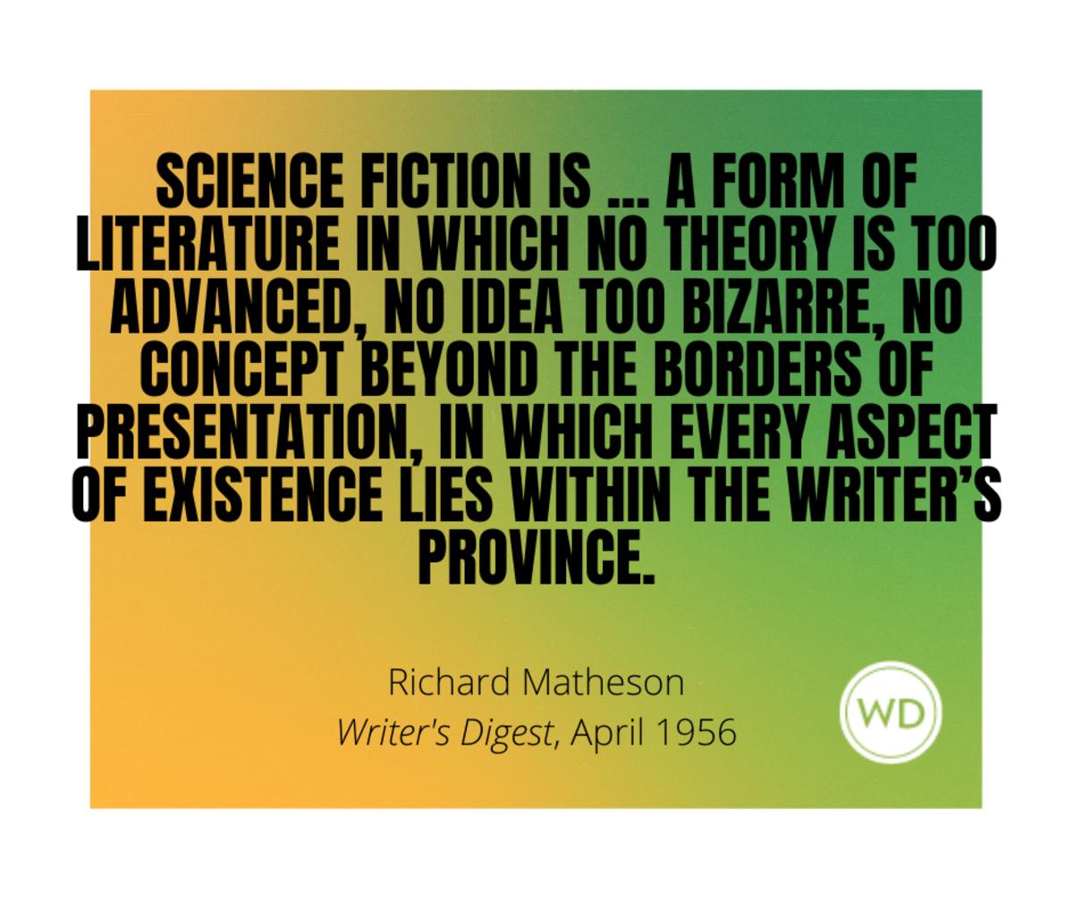 Richard Matheson Quote