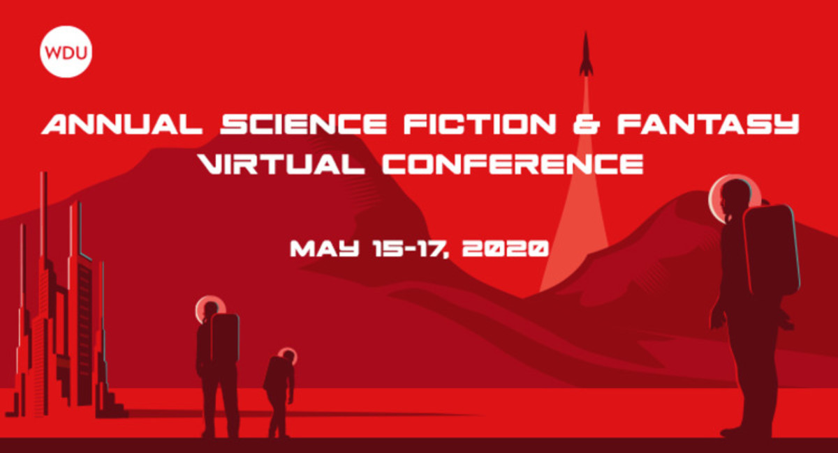 Improve your science fiction writing with this virtual conference.