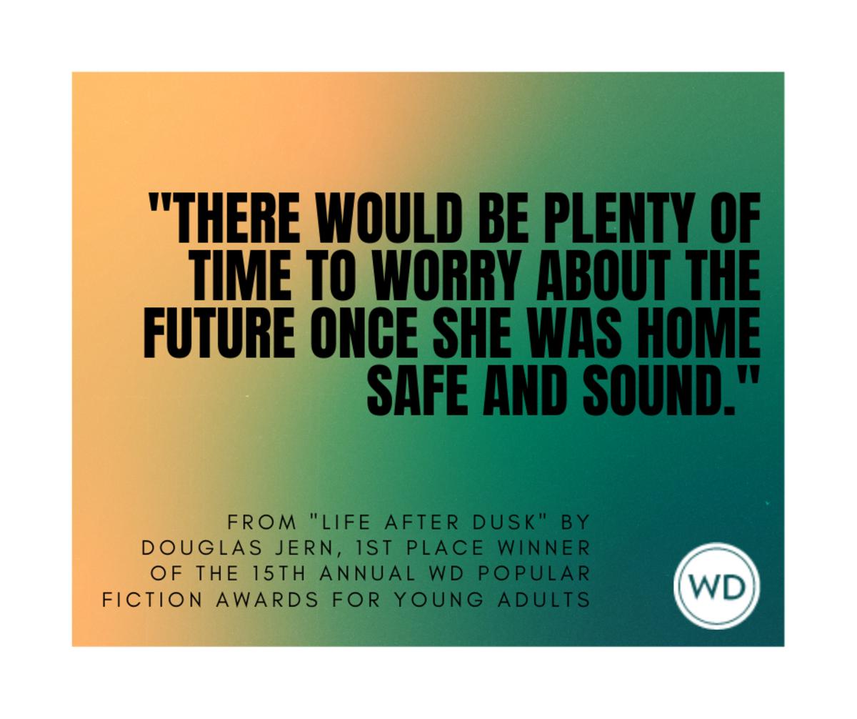 Douglas Jern Quote