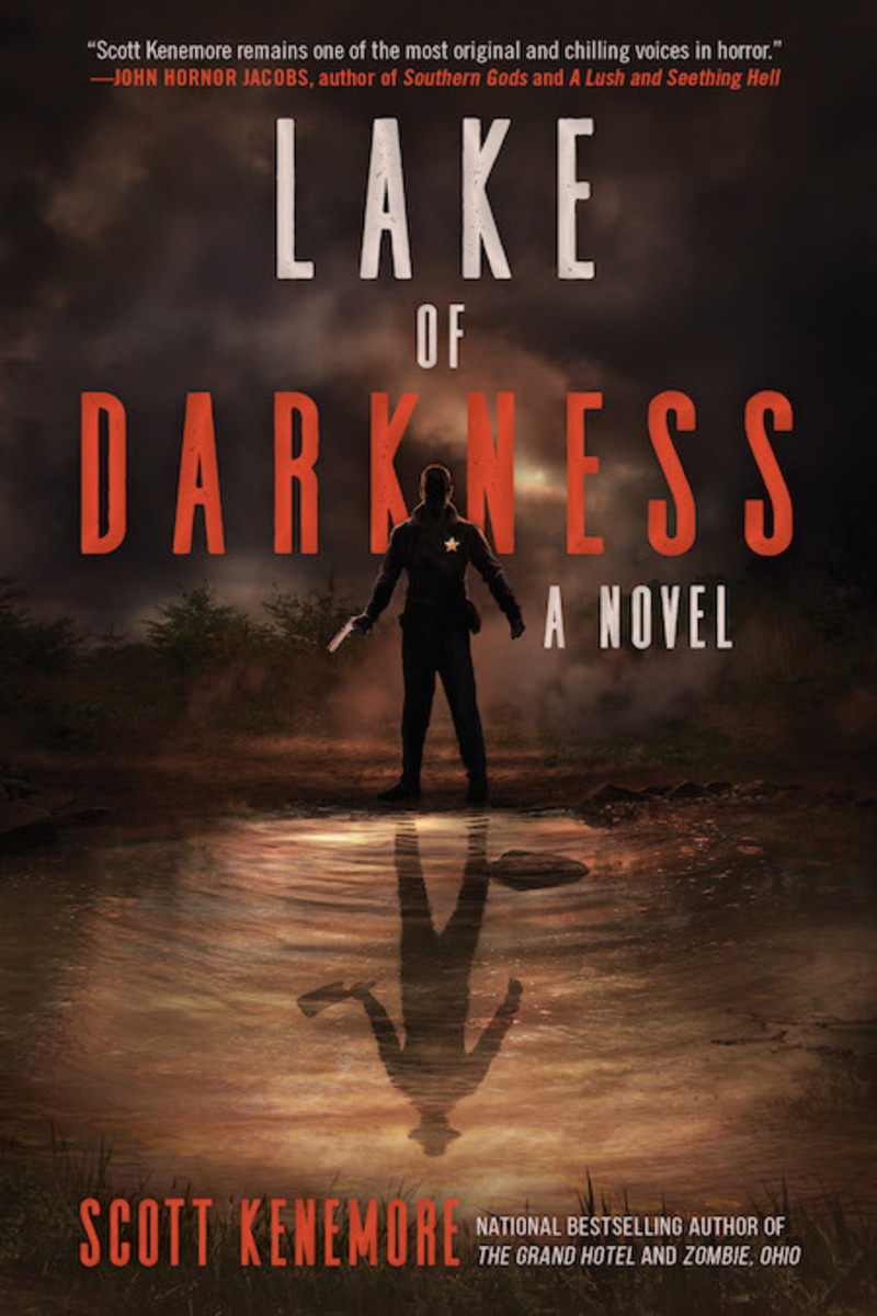 Lake of Darkness cover