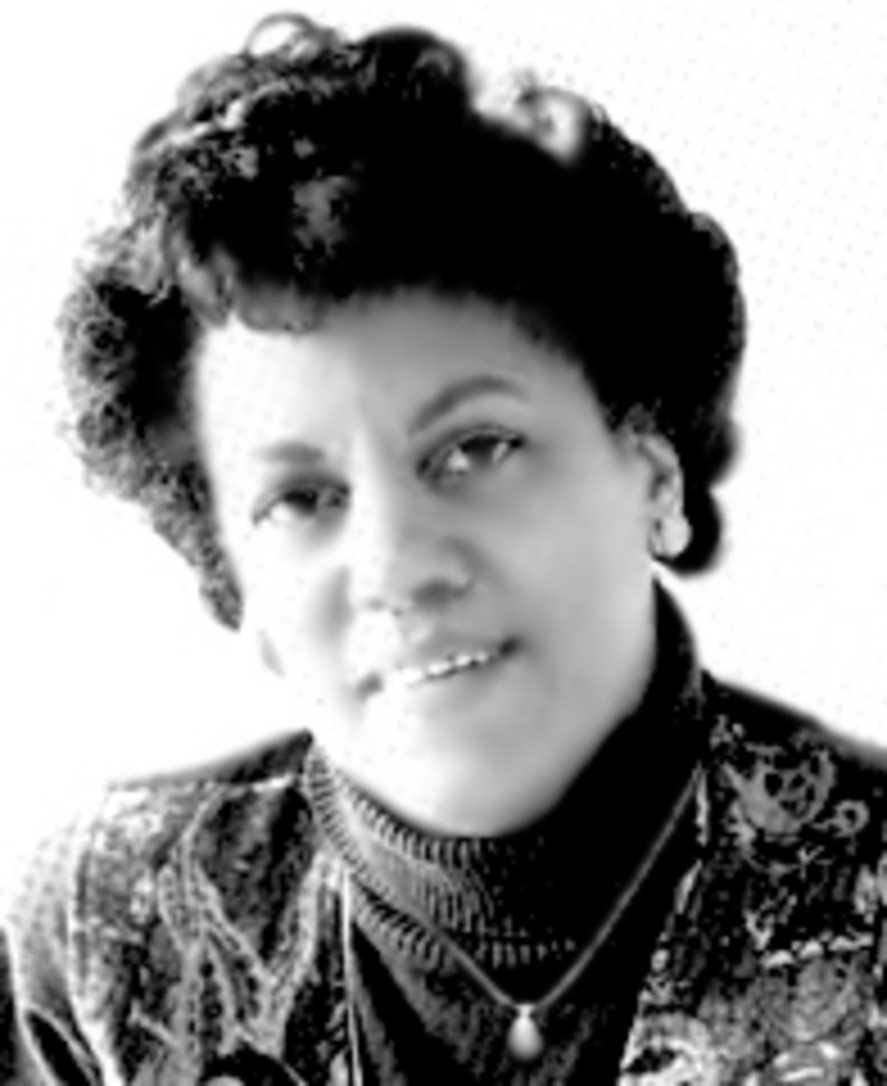 Eleanor Taylor Bland (Photo Credit: Calvin Revis)