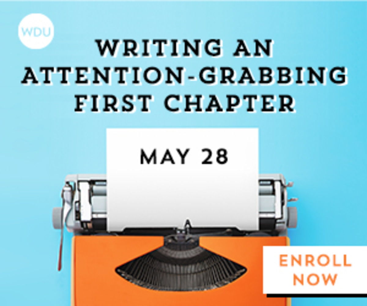 Sign up for this Writers Digest University course for more help in writing the opening pages of your novel.