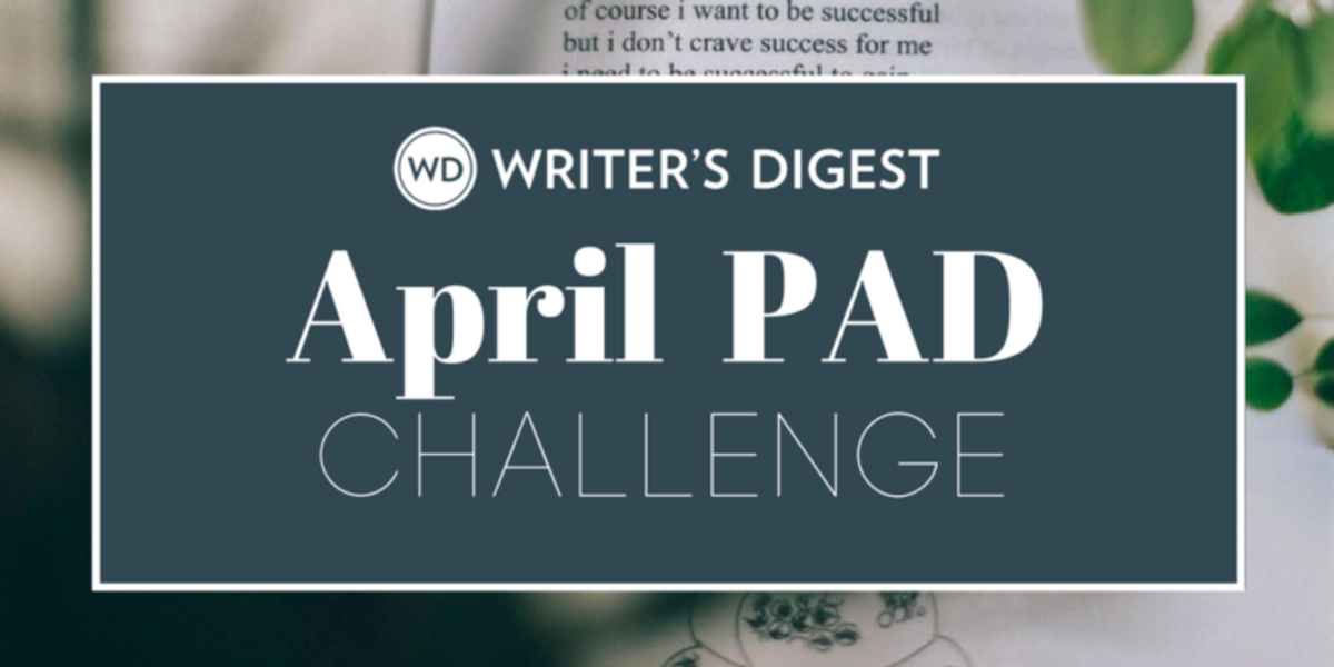 April PAD Challenge