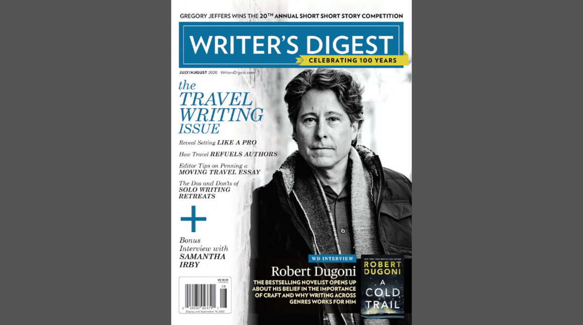 Writer's Digest July/August 2020
