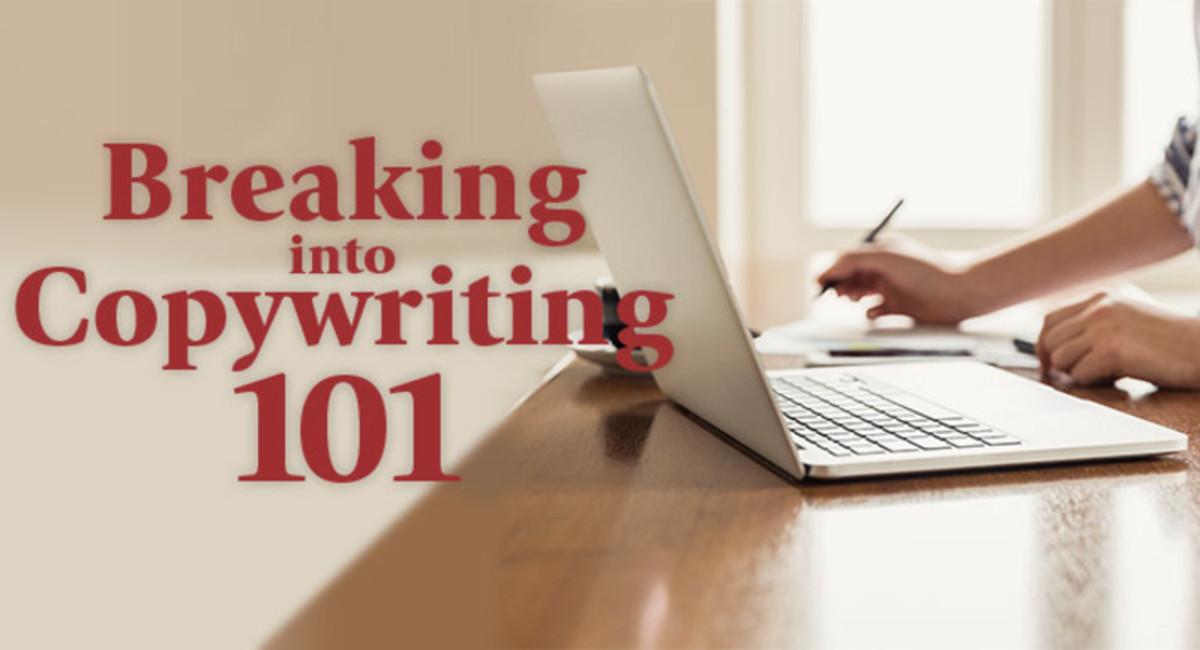 Breaking Into Copywriting 101