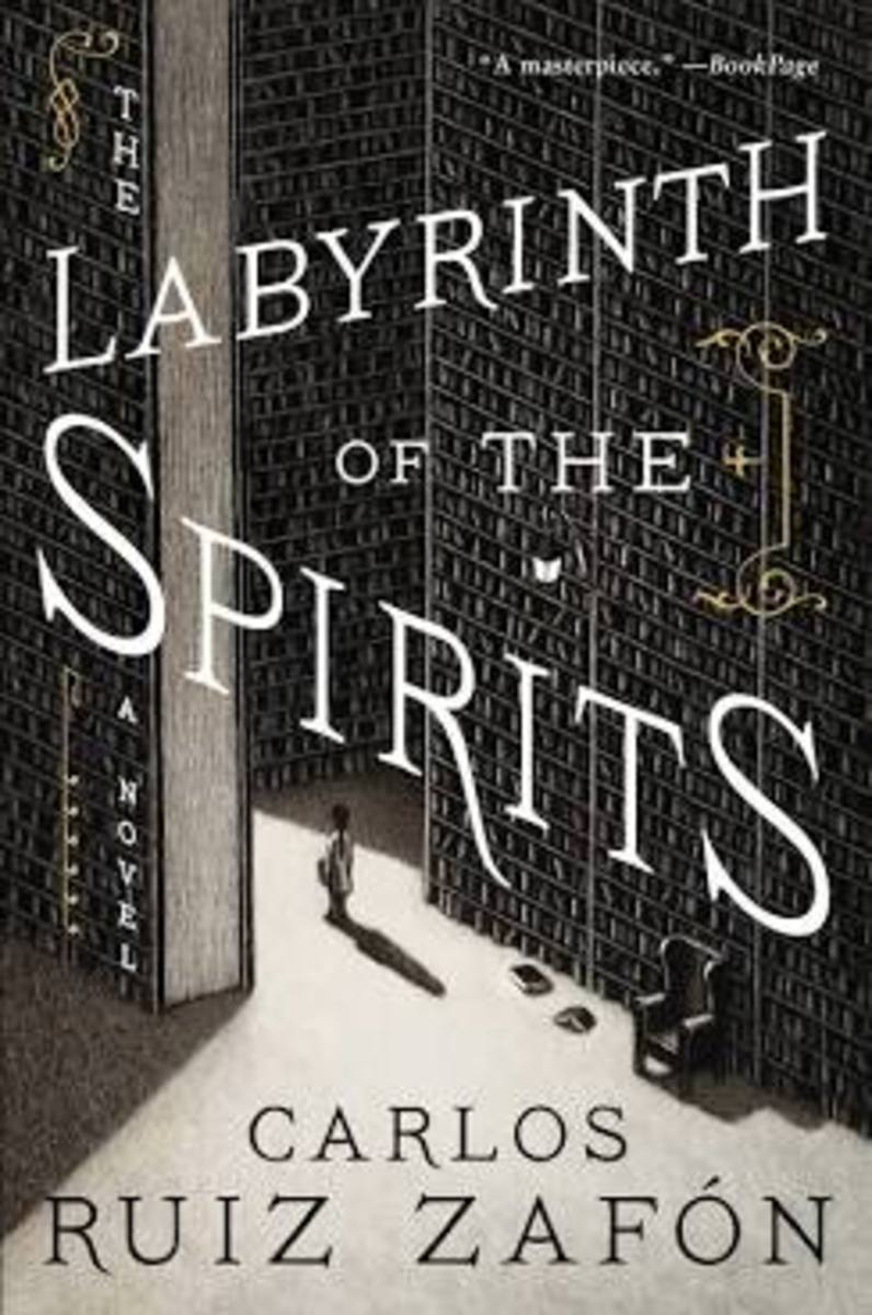Labyrinth of the Spirits