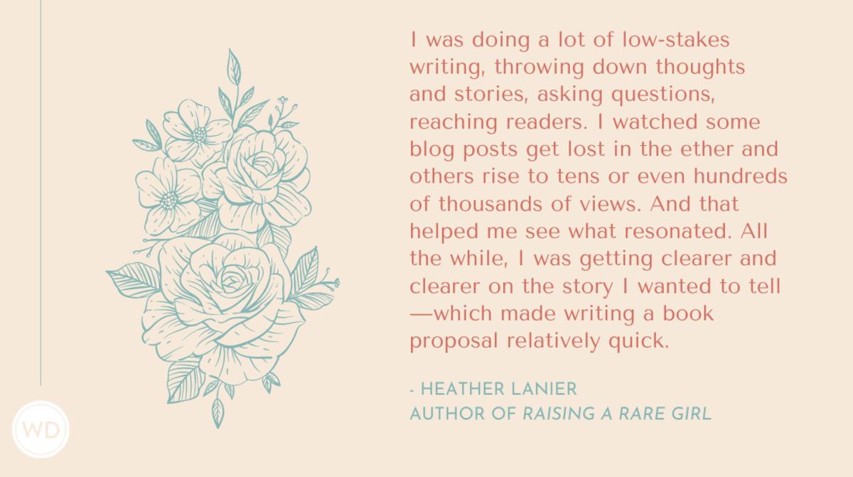 Heather Lanier Quote