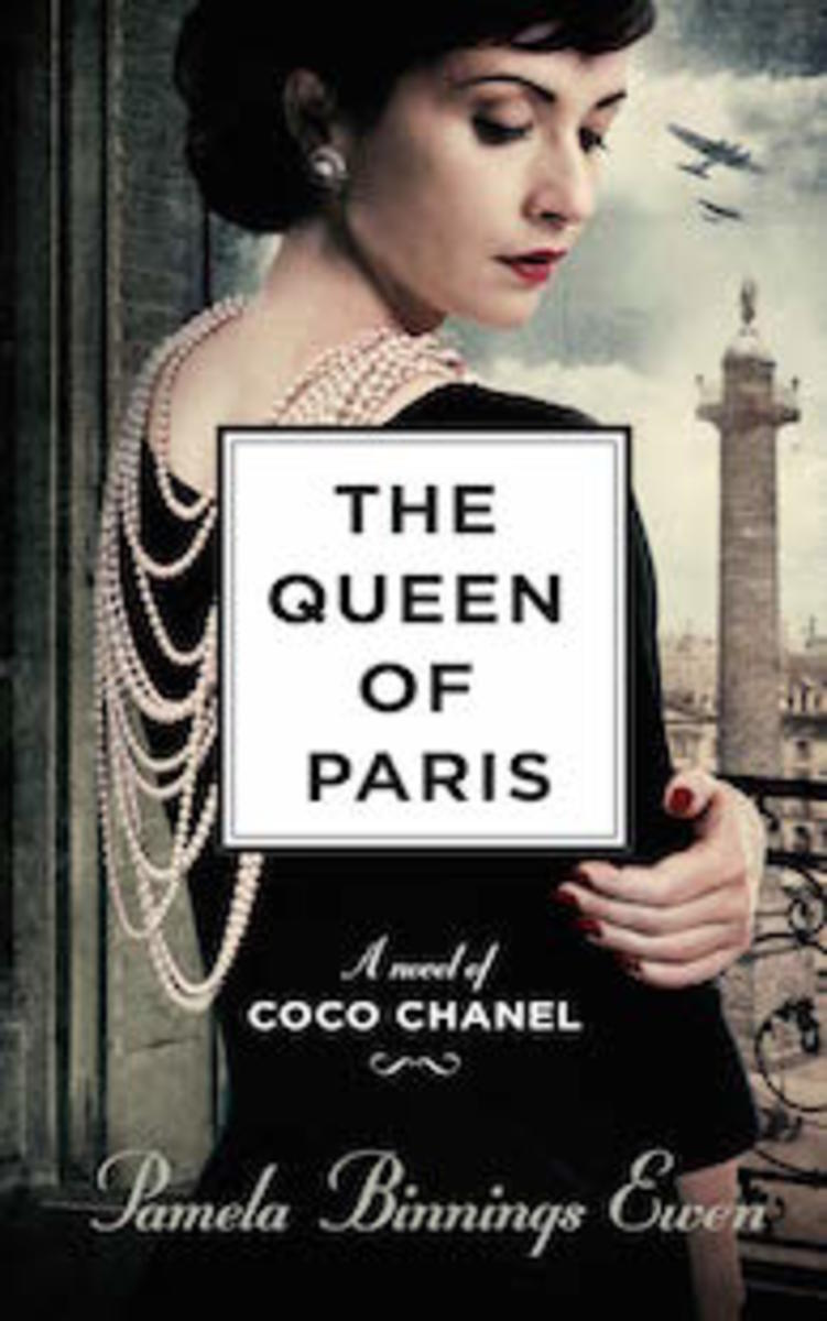 queen of paris cover