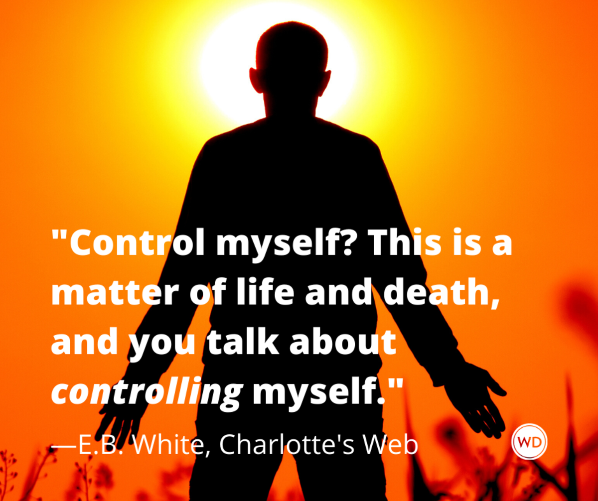 e_b_white_charlottes_web_quotes_control_myself_this_is_a_matter_of_life_and_death