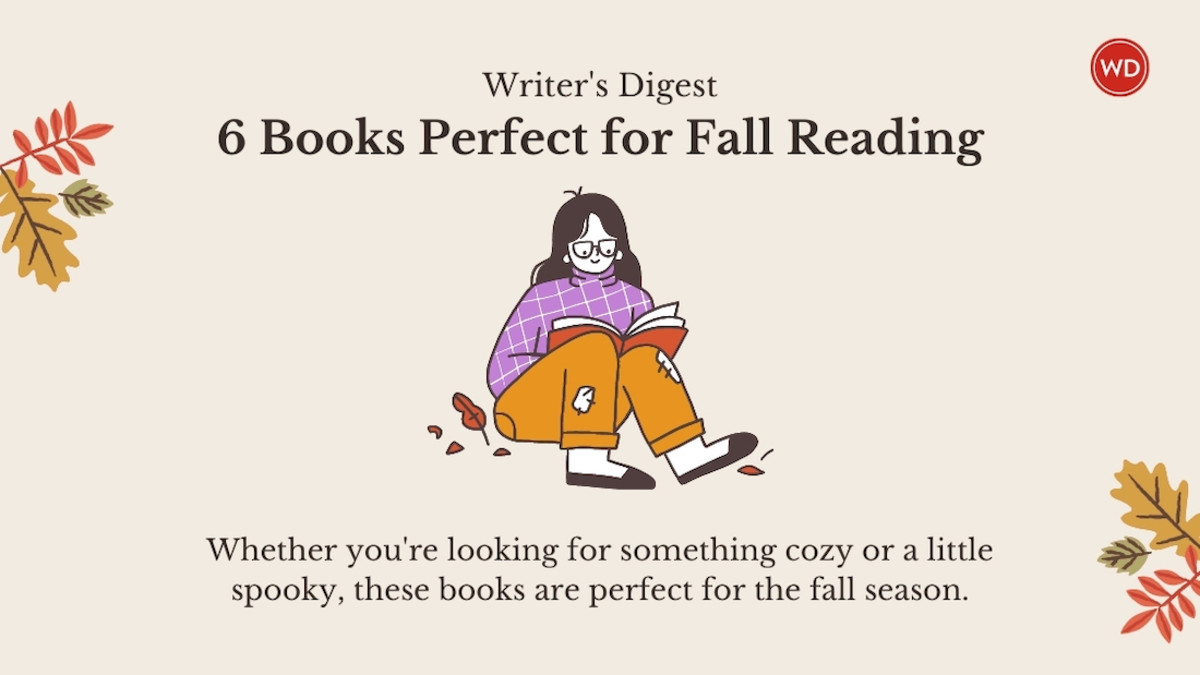 6 Books Perfect for Fall Reading