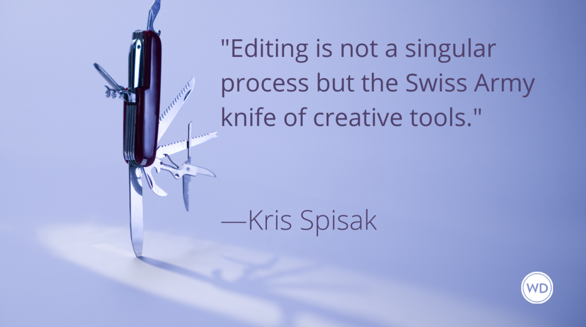 When Is My Novel Ready to Read: 7 Self-Editing Processes for Writers