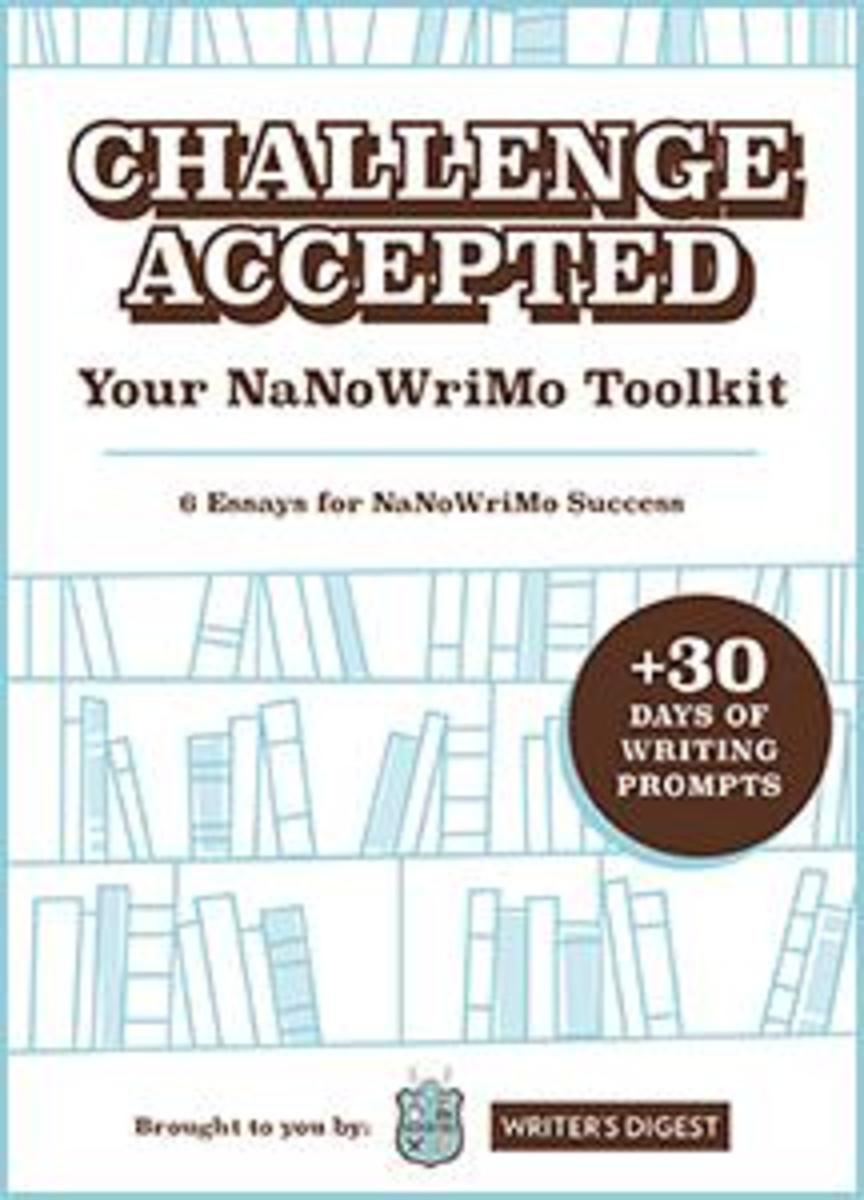 Whether you're considering trying National Novel Writing Month for the first time or have participated in the challenge for years, having a little boost to get you started is never a bad thing! Featuring a combination of NaNoWriMo-specific writing advice and motivation, Grant Faulkner, the staff of NaNoWriMo, and the editors of Writer's Digest have curated this exclusive set of articles and 30 writing prompts to help first-timers and seasoned Wrimos alike as you embark on your novel-in-a-month journey.