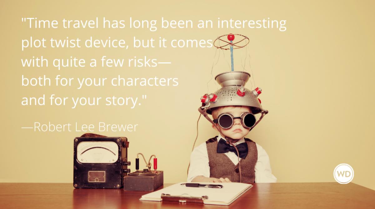Plot Twist Story Prompts: Time Travel