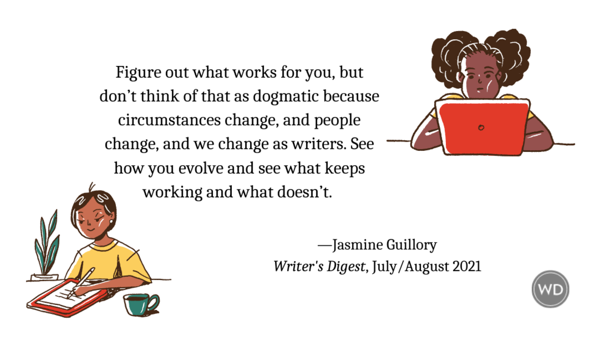 The WD Interview: Jasmine Guillory