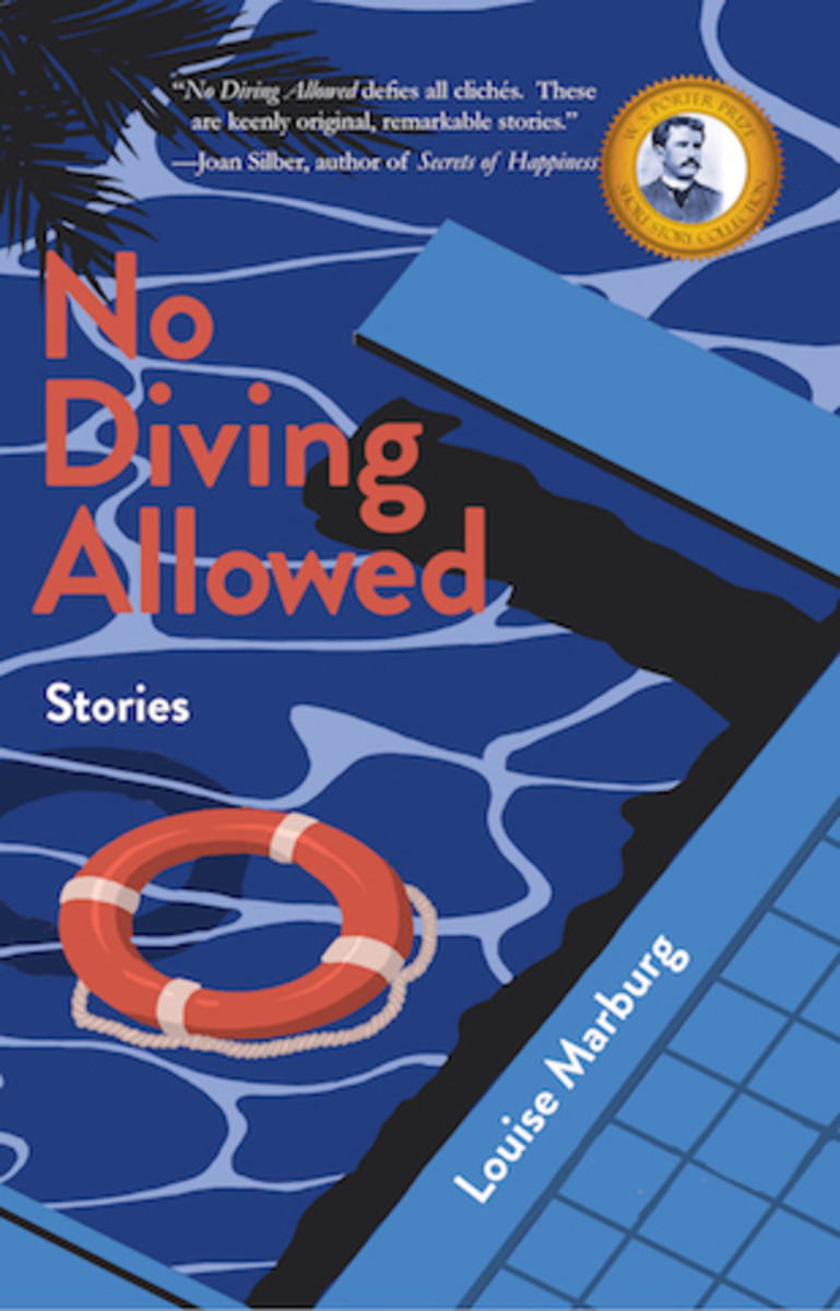 no_diving_allowed_stories_by_louise_marburg_book_cover_image