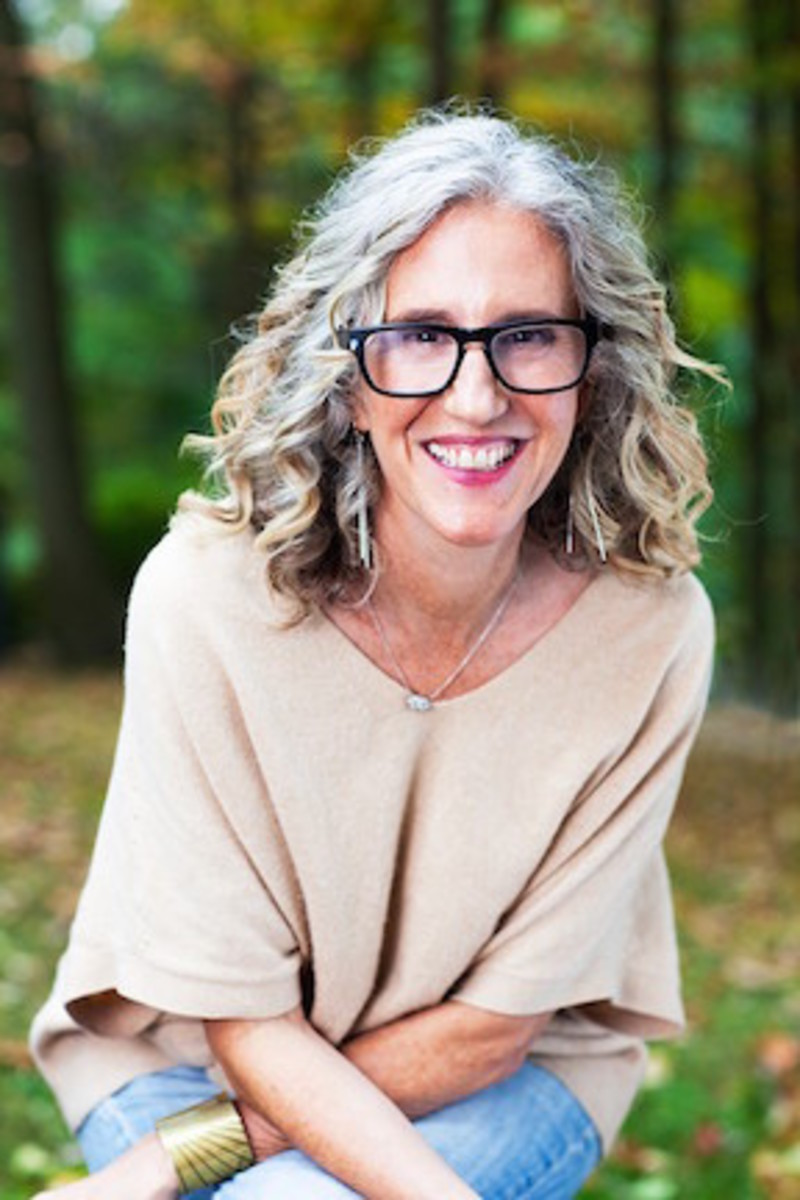 Gayle Forman: On Challenging Your Gut
