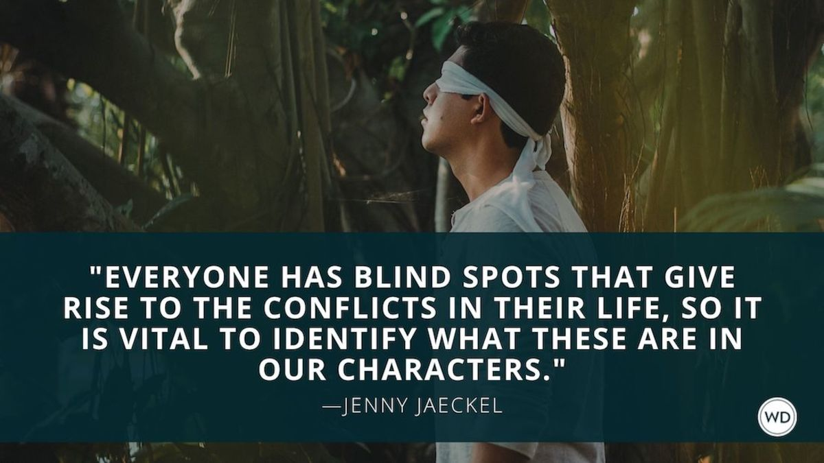Bodies, Blind Spots, and Quirks: 5 Key Questions to Ask When Developing Characters