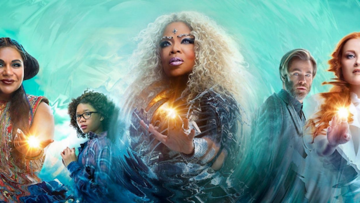 From Page to Screen—A Wrinkle in Time