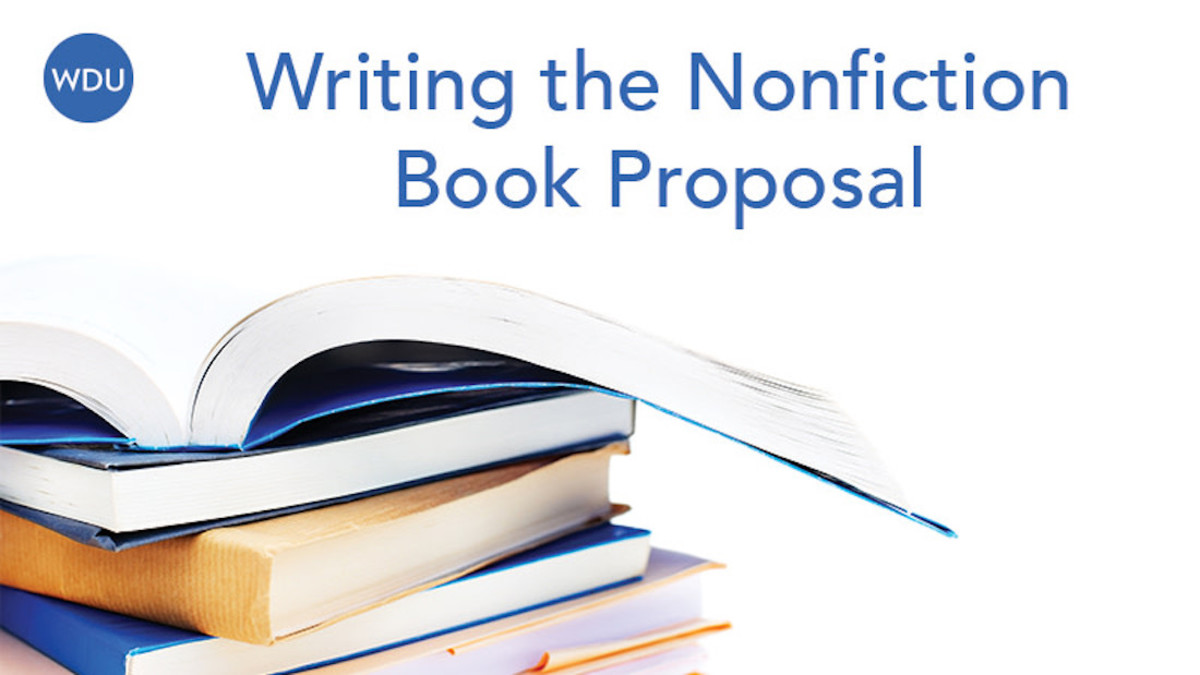 writing the nonfiction book proposal