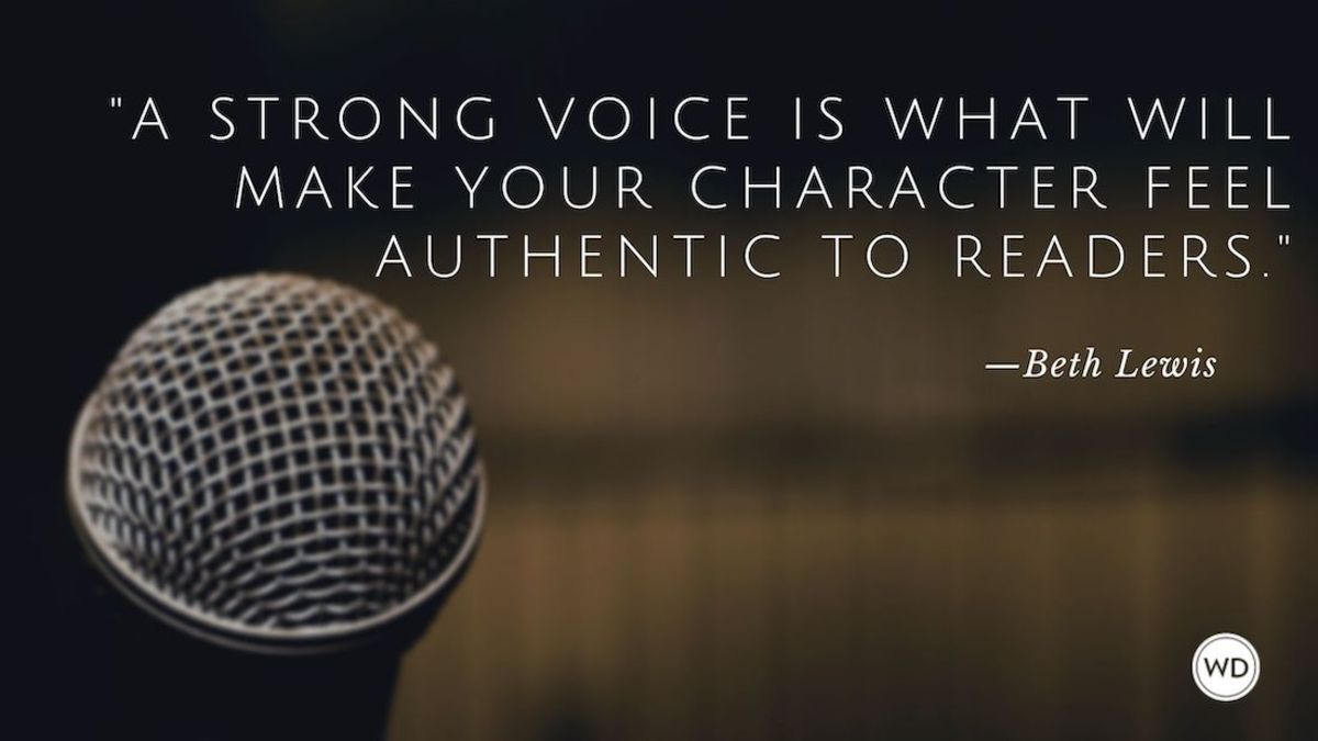 Tips for Creating Voice in Your Writing
