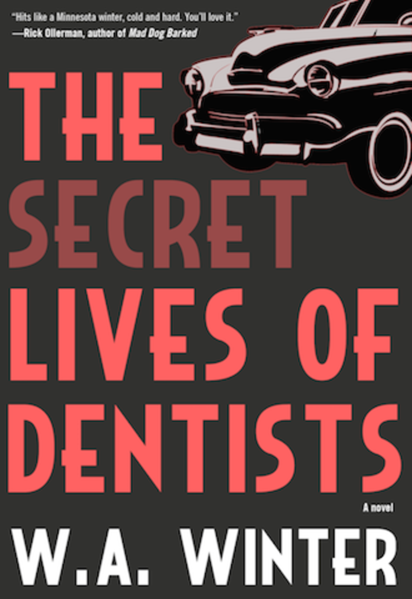 The Secret Lives of Dentists by W.A. Winter