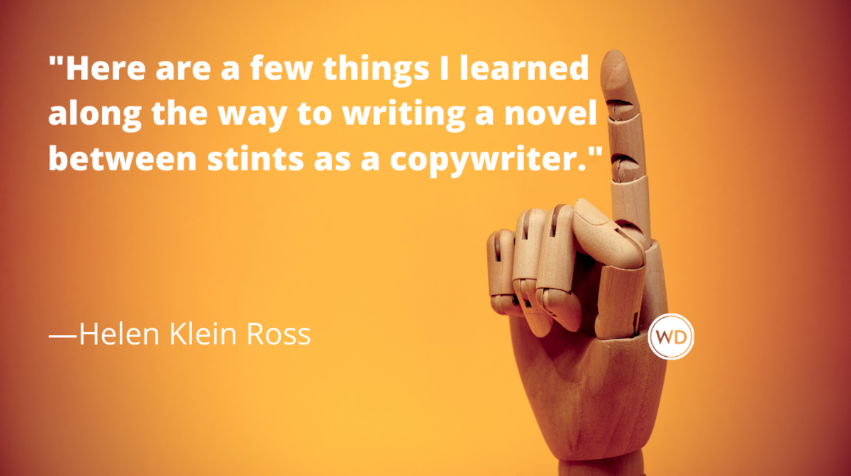 10 Rules of Writing a Novel From a Copywriter