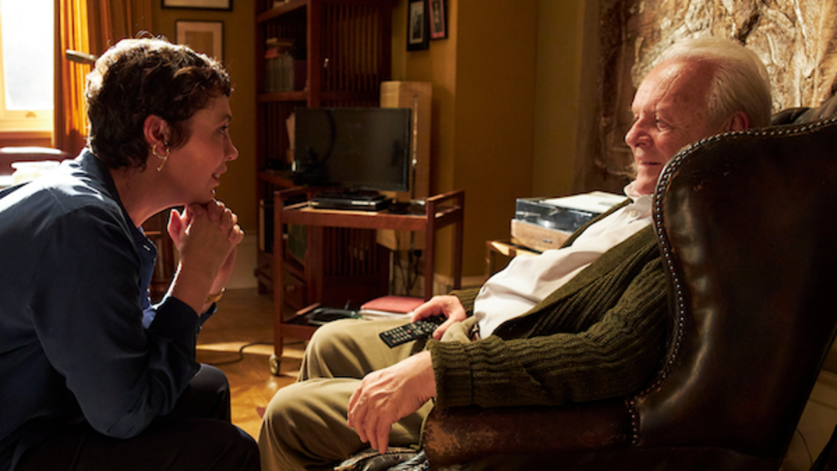 INTERVIEW: Florian Zeller, Writer/Director of The Father and Co-Writer Christopher Hampton