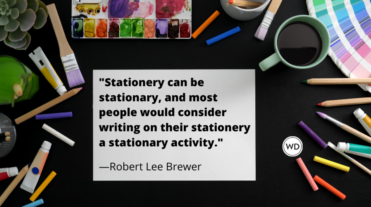 Stationery vs. Stationary (Grammar Rules)