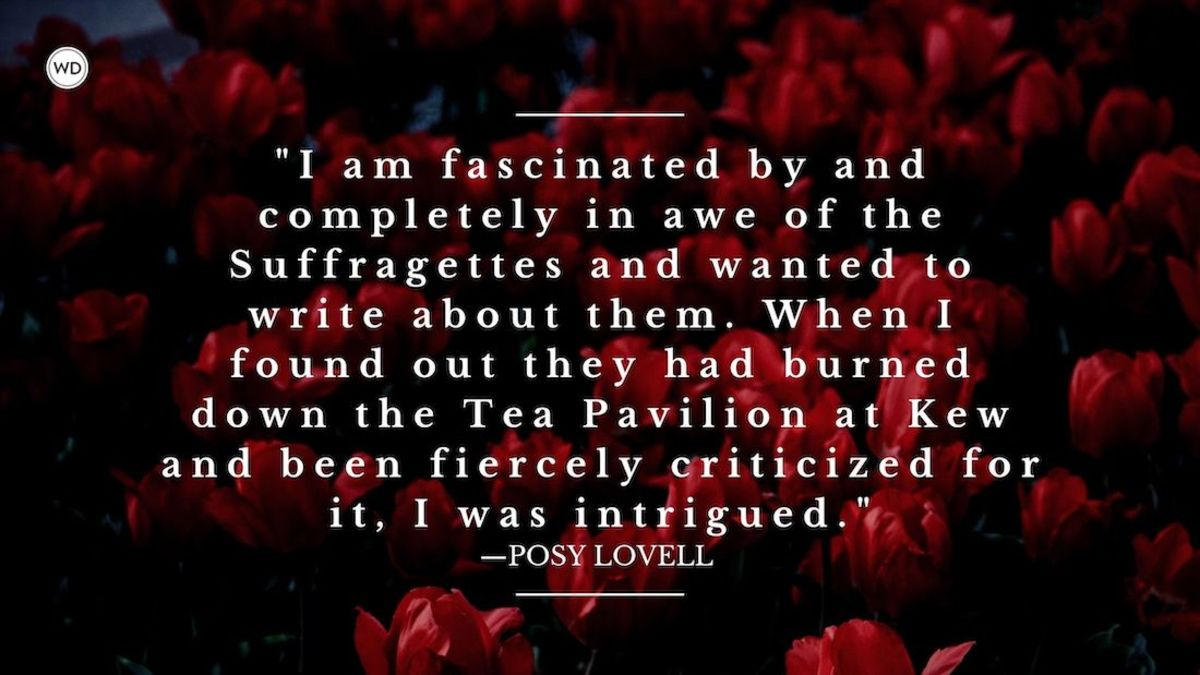 Posy Lovell: On History and Inspiration