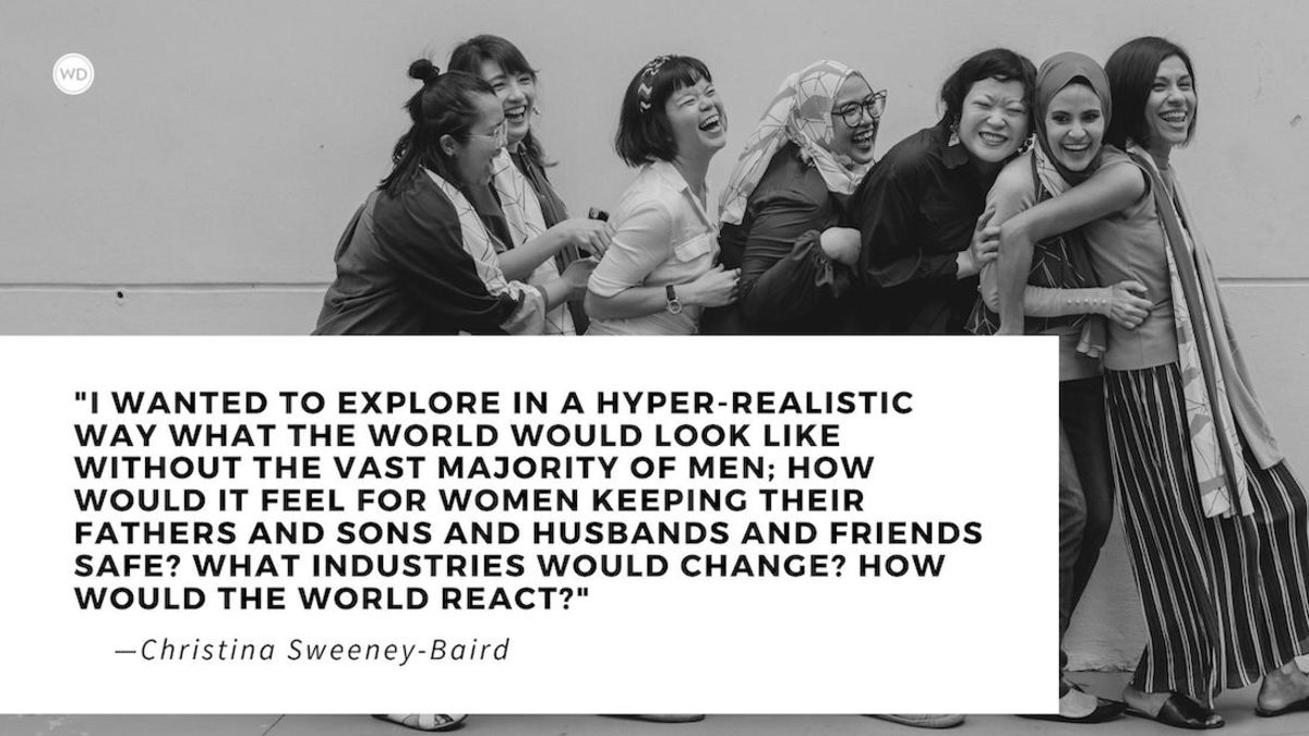 Christina Sweeney-Baird: Exploring Gender Dynamics With Speculative Fiction