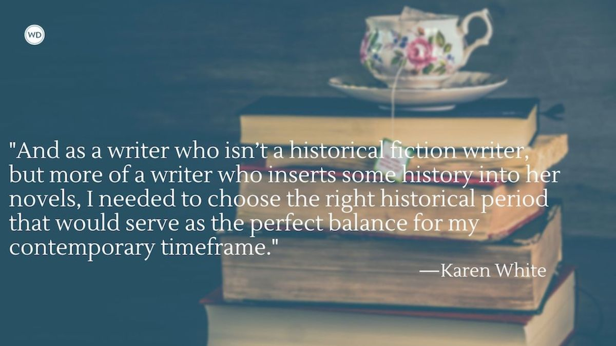 The Past Is Never Past: Drawing on Personal History to Write Engaging Historical Fiction