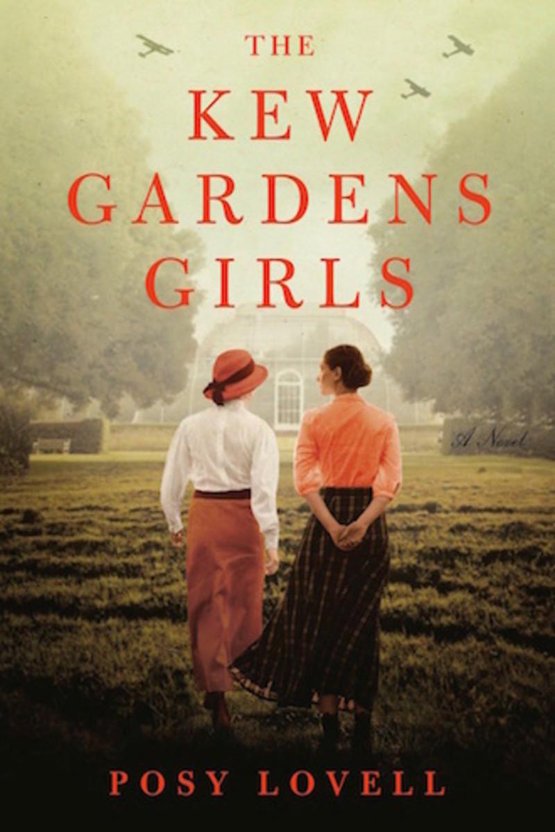 The Kew Garden Girls by Posy Lovell