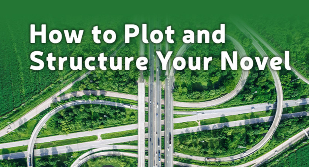 How to Plot and Structure Your Novel