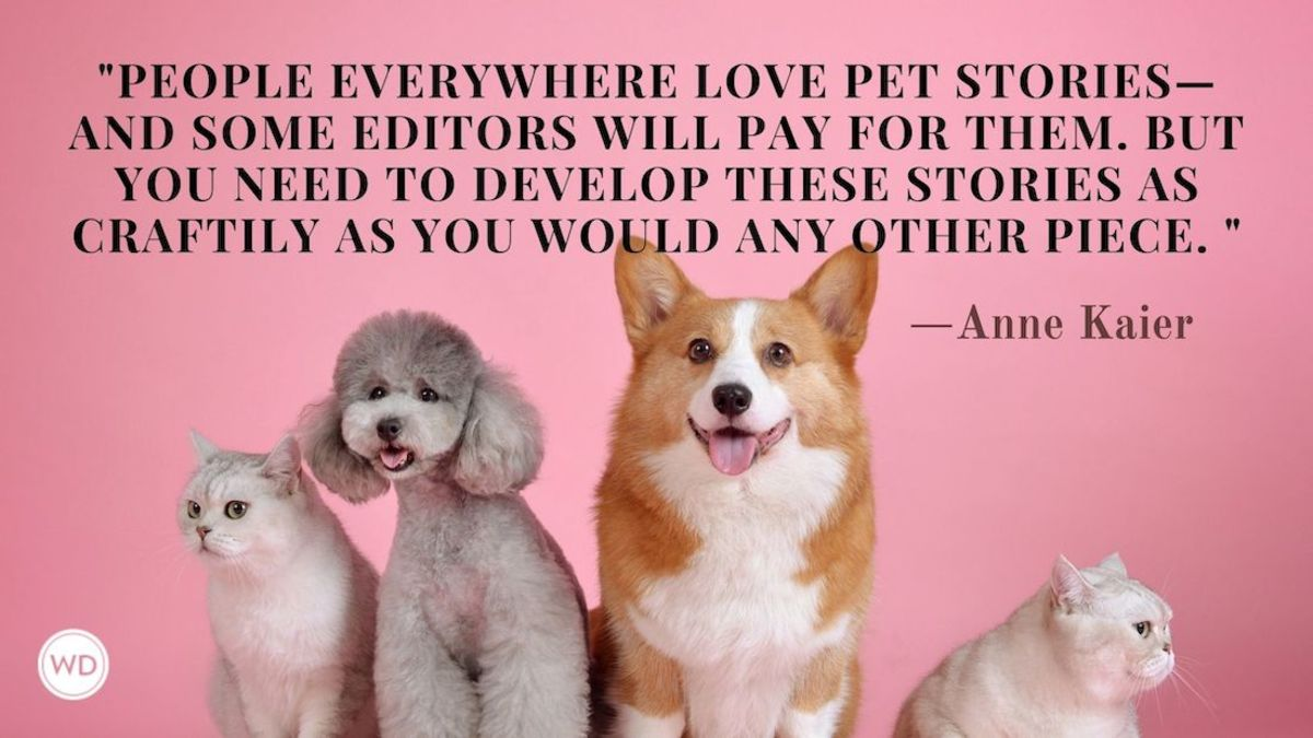 How to Write About Your Pets