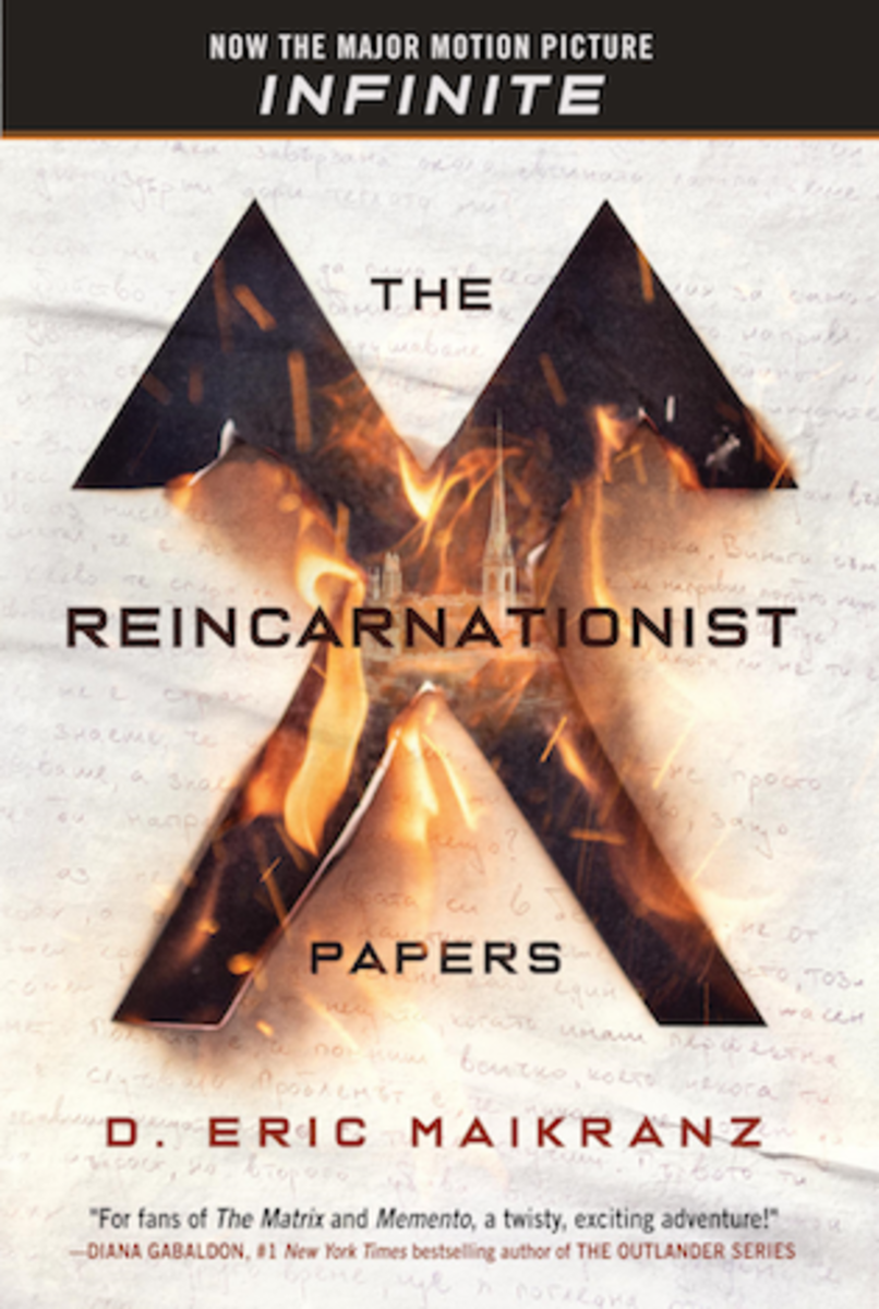 The Reincarntionist Papers by D. Eric Maikranz
