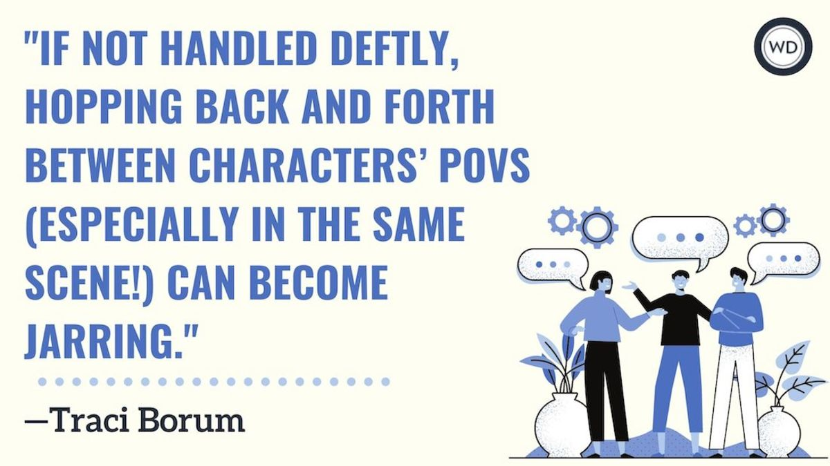 Point of View Shifts in Writing: Proceed with Caution