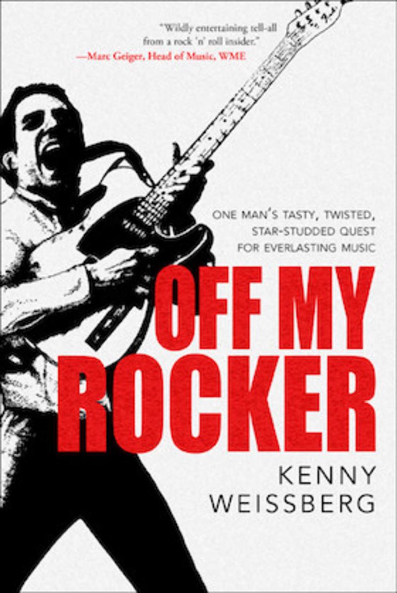 Off My Rocker by Kenny Weissberg