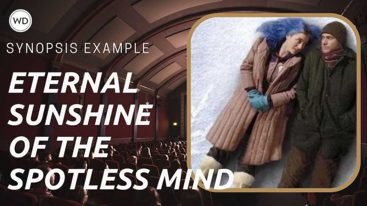 """Sypnosis Example: """"Eternal Sunshine of the Spotless Mind"""""""