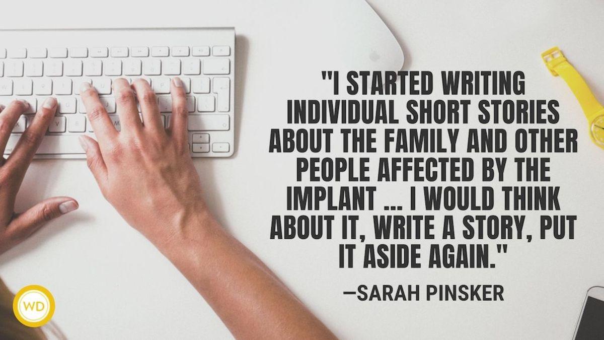Sarah Pinsker: On Reviving the Set-Aside Story