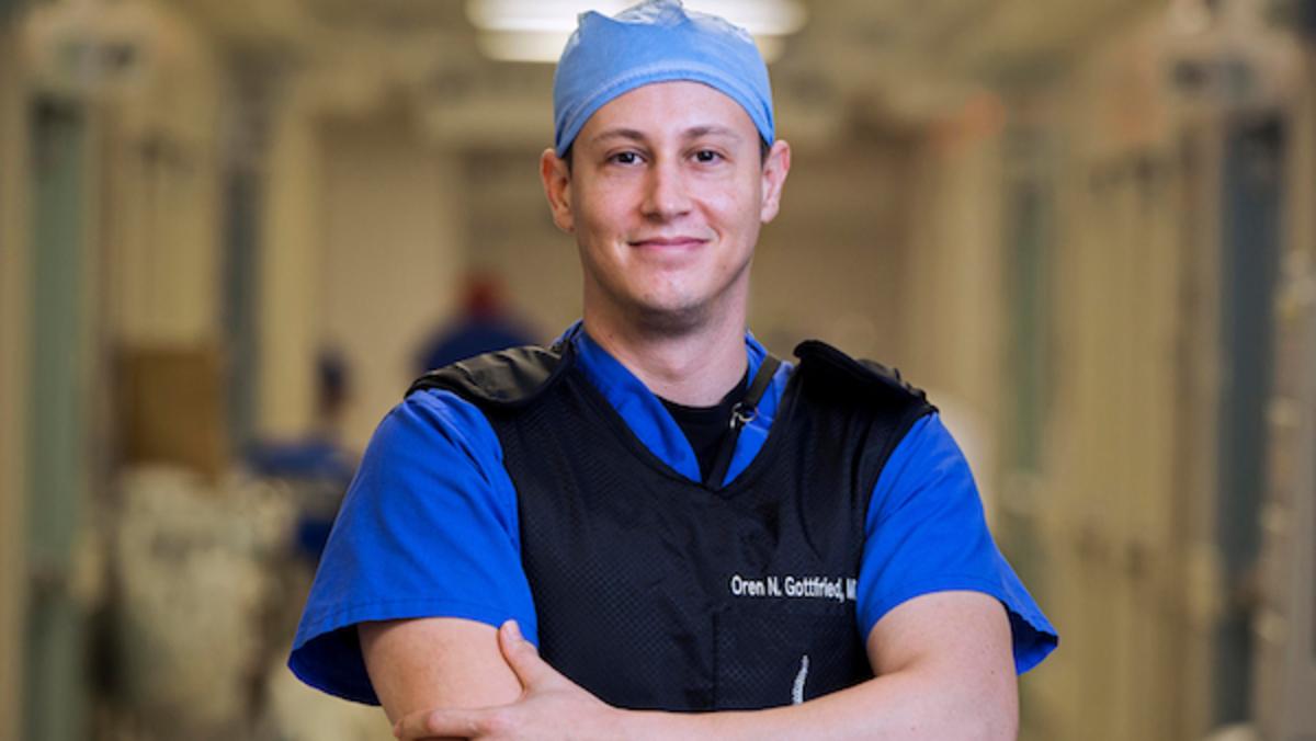 Meet Medical TV Advisor Dr. Oren Gottfried