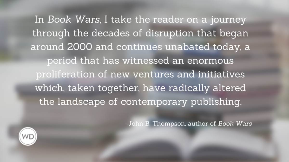 John B. Thompson | Book Wars