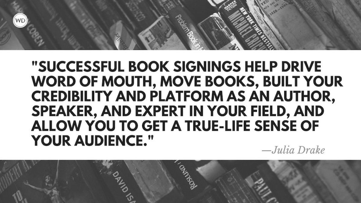 10 Tips for a Successful Book Launch