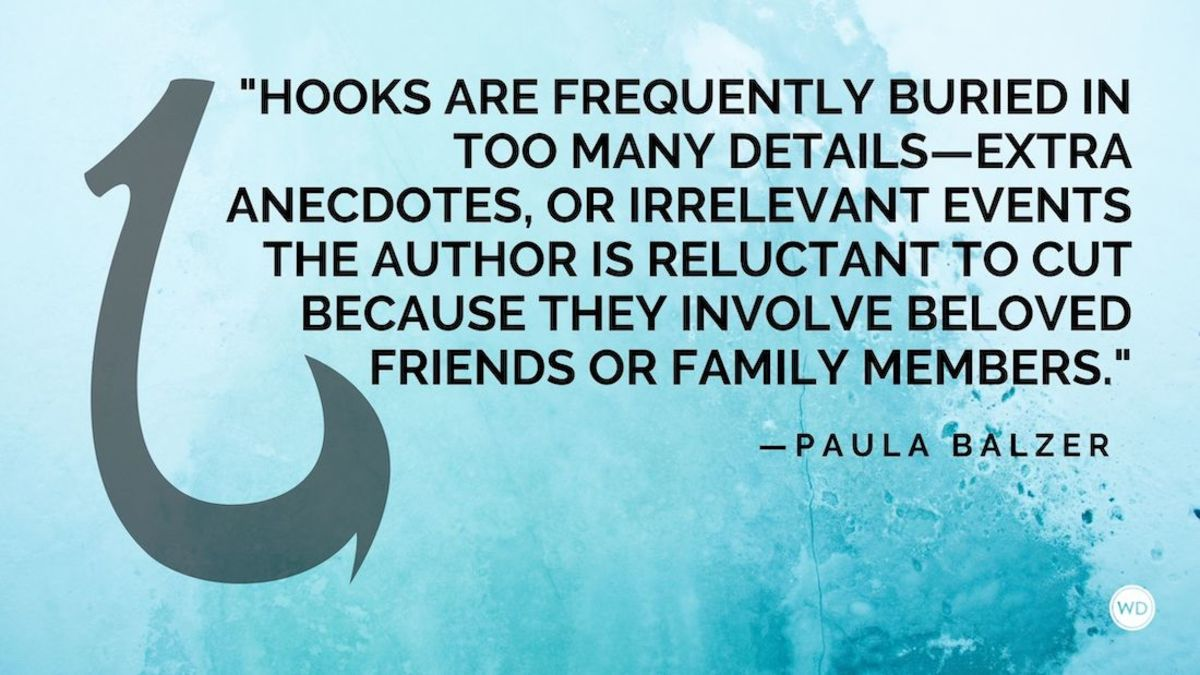 A Hook for Every Book