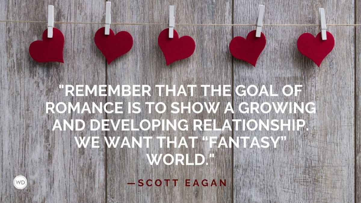 Agent Scott Eagan On: Romance vs. Women's Fiction