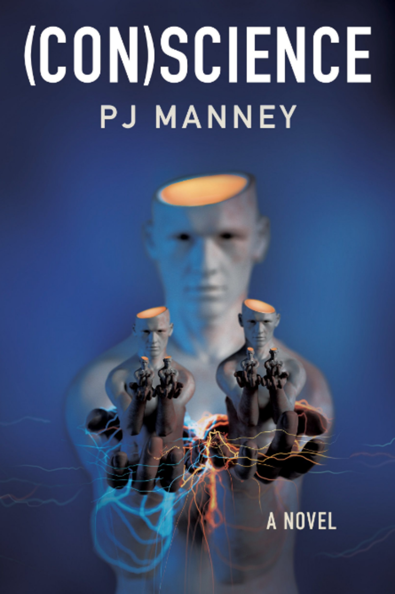 (CON)science, by PJ Manney