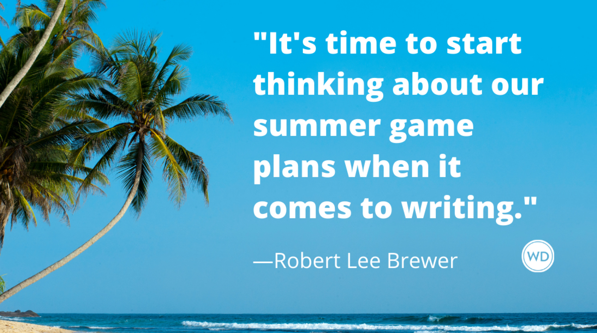 Summer Writing Activities for Writers